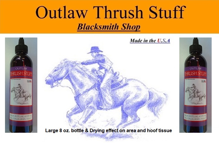 Outlaw Thrush Stuff Product